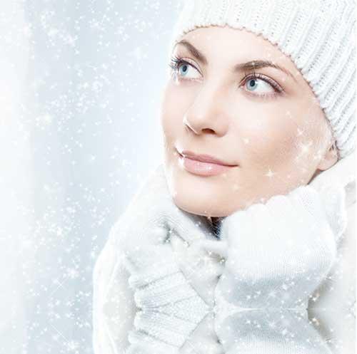 Winter-actie-vrouw